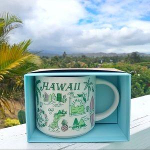 Starbucks Hawaii Been There Series